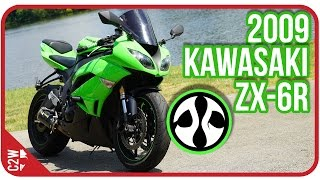 Download JoeGo101's Kawasaki ZX-6R | First Ride Video