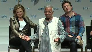 Download Professor Muhammad Yunus Addresses the One Young World 2012 Summit Video