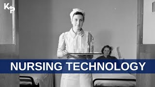 Download Video Blog - Nursing Technology, Now and Then Video