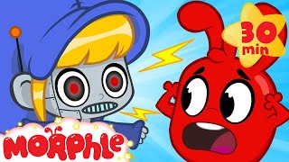 Download Mila the Robot - My Magic Pet Morphle | Cartoons For Kids | Morphle TV | BRAND NEW Video