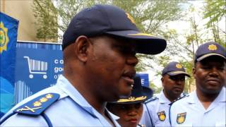 Download Acting police commissioner Lt-General Johannes Khomotso Phahlane Video