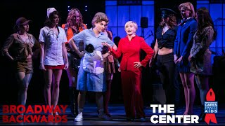 Download Florence Henderson sings ″There's Nothing Like a Dame″ - Broadway Backwards 2015 Video