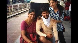 Download Actor Nani with Family Video Video