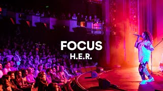 Download H.E.R. - ″Focus″ (Live at Sydney Opera House) Video