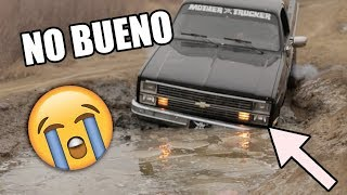 Download I SUNK my Truck in a 4 Foot hole... Video