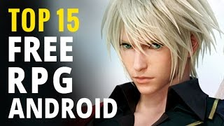 Download Top 15 Best FREE Android RPGs | Android Role-playing games Video