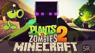 Download Minecraft 1.7.10/1.7.2/1.6.4 - Descargar e Instalar Plantas Vs Zombies 2 Mod Video