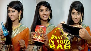 Download Shivangi Joshi's Handbag SECRET REVEALED | What's In Your Bag Video