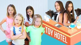 Download Trouble at the Toy Hotel Video