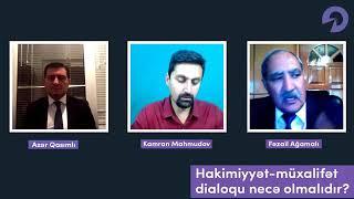 Download Fəzail Ağamalı debatı necə yarımçıq tərk etdi Video