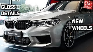 Download INSIDE the NEW BMW M5 Competition 2019 | Interior Exterior DETAILS w/ REVS Video