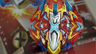 Download Buster Xcalibur .1'.Sw Starter (B-120) Unboxing & Review! - Beyblade Burst Super Z/Cho-Z Video