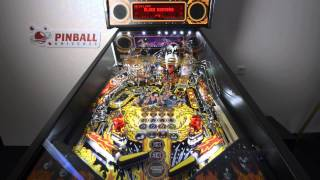 Download HD-Gameplay Stern Pinball KISS Pro Video