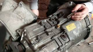 Download How to fix the leaning fifth gear in BMW ZF gearbox Video