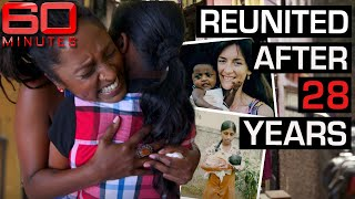 Download Roshani reunites with mother 28 years after she was forced to give her up | 60 Minutes Australia Video
