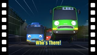Download Tayo Who's there?! l 📽 Tayo's Little Theater #42 l Tayo the Little Bus Video
