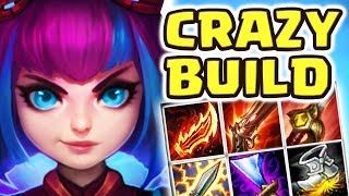 Download NEW SUPER GALAXY ANNIE JUNGLE SPOTLIGHT | LEGENDARY FULL AD BUILD | DISRESPECT REVENGE - Nightblue3 Video