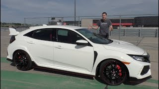 Download The 2017 Honda Civic Type R Isn't the King of Hot Hatches Video