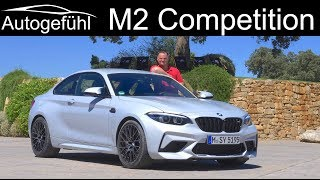 Download BMW M2 Competition FULL REVIEW 2-Series M 2019 - Autogefühl Video