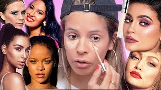 Download FULL FACE OF MAKEUP BY CELEBRITIES | HIT OR MISS? Video