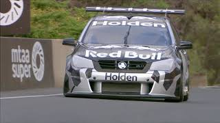 Download Greg Murphy debuts Holden V6 Twin-turbo engine at Mt Panorama ahead of the Bathurst 1000 Video