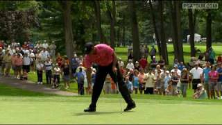 Download Tiger Woods dominates at Buick Open 2009 Video