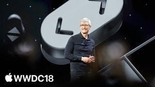 Download WWDC 2018 Keynote — Apple Video