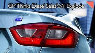 Download GM Sees Diesels Doubling, Chevy to Bring Back Blazer - Autoline Daily 2092 Video