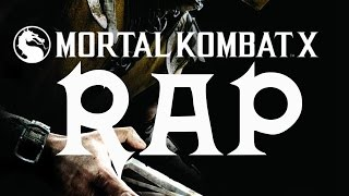 Download Mortal Kombat X |Rap Song Tribute| DEFMATCH - ″Your Soul Is Mine″ Video