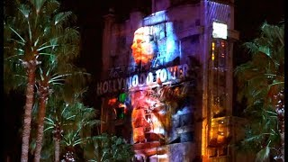 Download Tower of Terror turns into Han Solo in Carbonite (″Tatooine″ projection sequence) at Galactic Nights Video