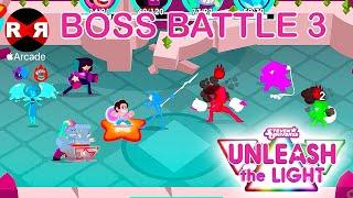 Download Steven Universe Unleash the Light - PYROPE BOSS FIGHT - iOS Walkthrough Gameplay Part 18 Video