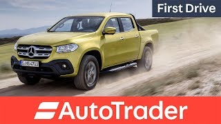 Download Mercedes X Class 2017 first drive review Video
