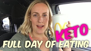 Download Full Day of Eating Keto - What I Eat on The Ketogenic Diet - Episode 1 Video