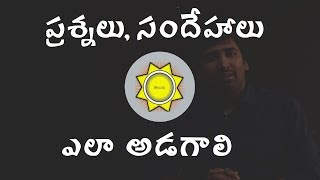 Download How to Ask Astrology Doubts | RVA Telugu Video