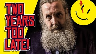 Download Alan Moore SLAMS ComicsGate While Graphic Novel Sales FREEFALL! Video