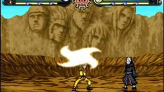 Download Naruto Shippuden Ninja Generations Mugen 2012 download Video