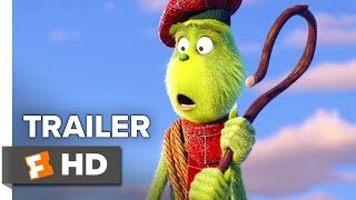 Download The Grinch Trailer #2 (2018)   Movieclips Trailers Video