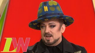 Download Boy George: I Would Never Write 'Do You Really Want to Hurt Me' Anymore | Loose Women Video