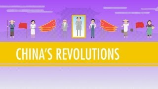 Download Communists, Nationalists, and China's Revolutions: Crash Course World History #37 Video