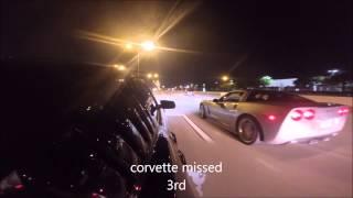 Download Mustang 5.0 vs Corvette LS2 Video