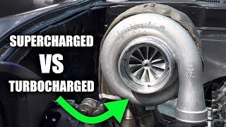 Download Turbochargers vs Superchargers - Which Is Better? Video