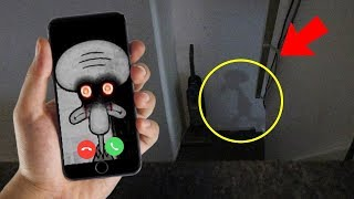 Download CALLING SQUIDWARD ON FACETIME AT 3 AM!! (HE CAME TO MY HOUSE) Video