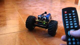 Download Robot IR ″The Beast″ con Arduino Video