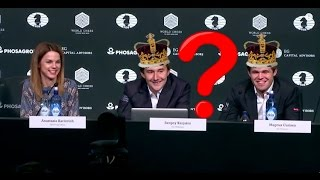 Download Shocking!! Another Draw - Carlsen vs Karjakin Game 12 World Chess Championship 28Nov16 Video