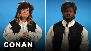 Download Young Han Solo Audition Tapes - CONAN on TBS Video