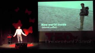 Download Conflict and Impact | Hermes Arriaga | TEDxUniversityofZagreb Video