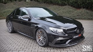 Download [Where's Shmee] Visiting Brabus with C 650, GLE 850 Coupe and Business Lounge - 2016 Episode 05 Video