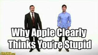 Download Why Apple Clearly Thinks You're Stupid Video