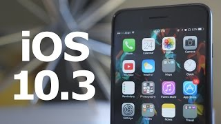 Download Everything New in iOS 10.3 Beta 1! Video
