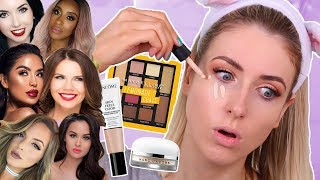 Download I Tried Makeup BEAUTY GURUS Made Me BUY... What's ACTUALLY GOOD?! Video